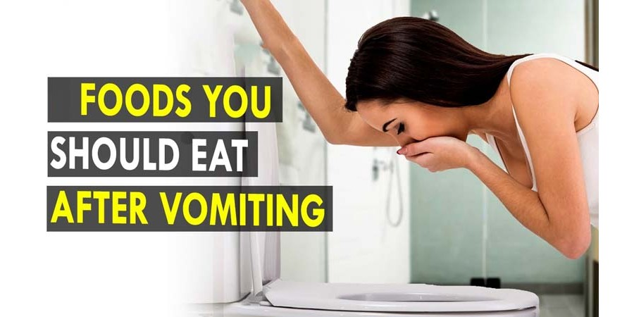 8 Best Foods to Eat After Vomiting